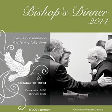 Bishop's Dinner 2014