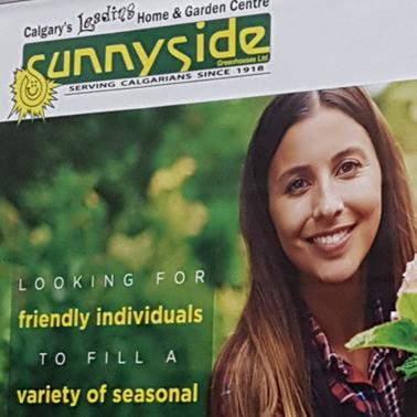 Sunnyside Tradeshow Banner